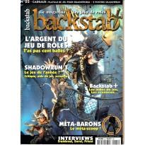 Backstab N° 22 (le magazine des jeux de rôles) 003