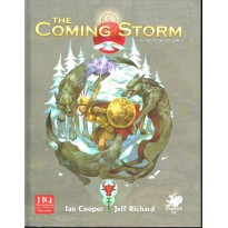 The Coming Storm - The Red Cow Volume 1 (jdr HeroQuest 2 en VO) 001