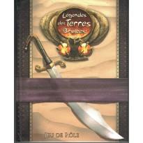 Légendes des Terres Brûlées - Jeu de Rôle (jdr L5A en VF) 001