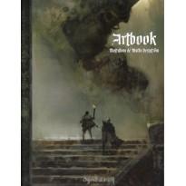 Artbook - Illustrations de Martin Bergström (jdr Symbaroum en VF) 001