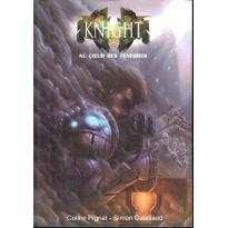 Knight - Au coeur des Ténèbres (livre de base jdr Orygins en VF) 001