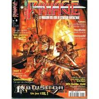 Ravage N° 5 (le Magazine des Jeux de Stratégie Fantastique) 004