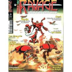 Ravage N° 7 (le Magazine des Jeux de Stratégie Fantastique)
