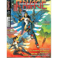 Ravage N° 8 (le Magazine des Jeux de Stratégie Fantastique)