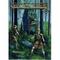 The Zin Letters N° 4 - The Kalikos Society Gloranthan Magazine (jdr Glorantha Runequest en VO) 001
