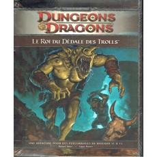 P1 Le Roi du Dédale des Trolls (jdr Dungeons & Dragons 4 en VF)