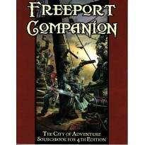 Freeport Companion (jdr Dungeons & Dragons 4 en VO) 001