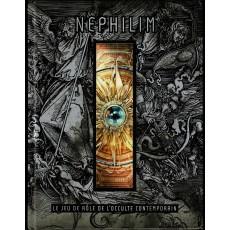 Nephilim - Le Jeu de Rôle de l'Occulte Contemporain (jdr 4e édition en VF)