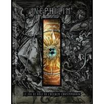 Nephilim - Le Jeu de Rôle de l'Occulte Contemporain (jdr 4e édition en VF) 002