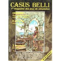 Casus Belli N° 31 (1er magazine des jeux de simulation) 005