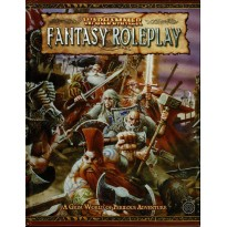 Warhammer - Fantasy Roleplay  (livre de base jdr 2nd edition en VO)