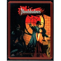 Bloodshadows - A D6 Adventure Worldbook (jdr Open D6 en VO)