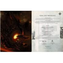 Fading Suns - Ecran & livret du Meneur de Jeu (jeu de rôle 2ème édition en VF)