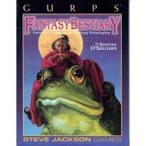 Fantasy Bestiary - Fantastic Creatures for Fantasy RPG (jdr GURPS 3e édition révisée en VO)