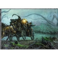 Cthulhu 1890 - Ecran de Jeu et livret (jdr L'Appel de Cthulhu V6 en VF) 002