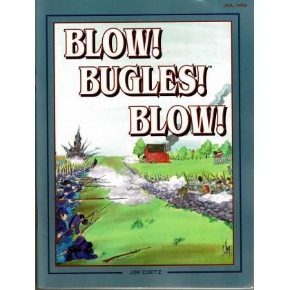 Blow! Bugles! Blow! - A Nation on Trial (Jeu d'Histoire avec figurines en VO) 001
