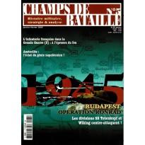 Champs de Bataille N° 5 (Magazine histoire militaire & stratégie)