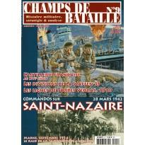 Champs de Bataille N° 9 (Magazine histoire militaire & stratégie)