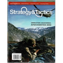 Strategy & Tactics N° 279 - Operation Anaconda - Afghanistan 2002 (magazine de wargames en VO) 001