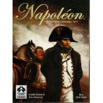 Napoleon - The Waterloo Campaign 1815 (wargame Columbia Games en VO)