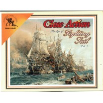 Close Action - The Age of Fighting Sail - Vol. 1 (wargame Clash of Arms en VO) 001