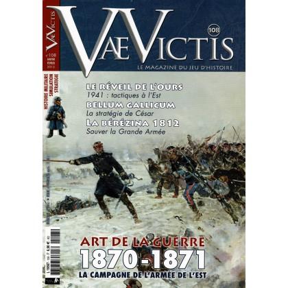 Vae Victis N° 108 (Le Magazine du Jeu d'Histoire) 001