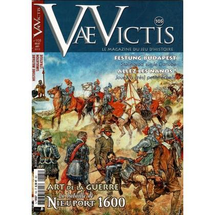 Vae Victis N° 105 (Le Magazine du Jeu d'Histoire) 001