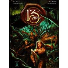 13e Age - Le jeu de rôle (Livre de règles jdr 7e Cercle en VF)