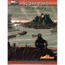 Scarrport - City of Secrets (jdr Dungeons & Dragons 4 en VO)