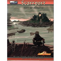 Scarrport - City of Secrets (jdr Dungeons & Dragons 4 en VO)