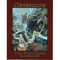 Nevermore - A 4th Edition Setting (jdr Dungeons & Dragons 4 en VO)