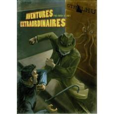 Aventures Extraordinaires (jdr Cthulhu Gumshoe en VF)