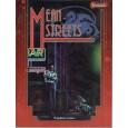 Mean Streets & Gamemaster Screen (jdr Bloodshadows en VO) 001
