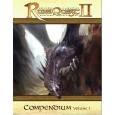 Compendium - Volume 1 (jdr Runequest II en VF) 003