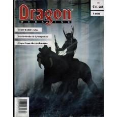Dragon Magazine N° 166 (magazine de jeux de rôle en VO)