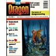 Dragon Magazine N° 193 (magazine de jeux de rôle en VO) 001