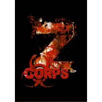 Z-CORPS - Livre de Base (jdr Edition révisée couverture souple en VF) 002