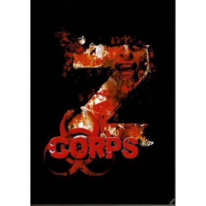 Z-CORPS - Livre de Base (jdr Edition révisée couverture souple en VF) 003