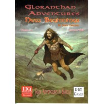 Gloranthan Adventures Issue 1 - New Beginnings (jdr HeroQuest 2 en VO) 001