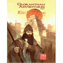 Gloranthan Adventures Issue 2 - Red Sun Rising (jdr HeroQuest 2 en VO) 001