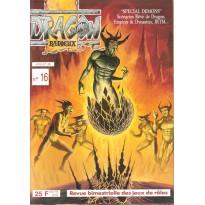 Dragon Radieux N° 16 (revue de jeux de rôle et de plateau)