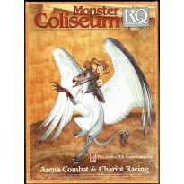 Monster Coliseum - Arena Combat & Chariot Racing (rpg Runequest en VO)