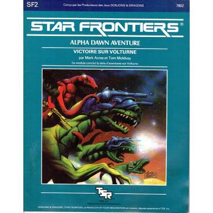 SF2 Victoire sur Volturne (jdr Star Frontiers - Alpha Dawn Aventure en VF) 002