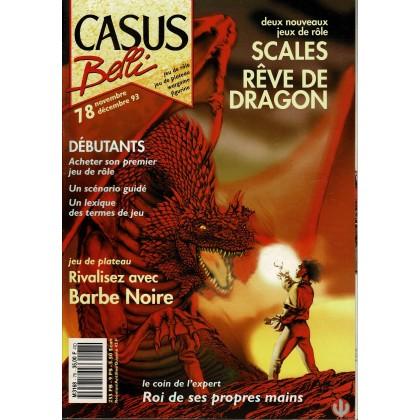 Casus Belli N° 78 (Magazine de jeux de rôle) 006