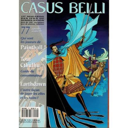 Casus Belli N° 77 (Magazine de jeux de rôle) 007