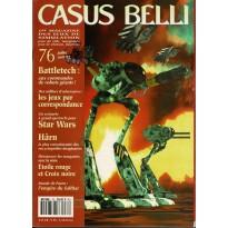 Casus Belli N° 76 (Magazine de jeux de rôle)