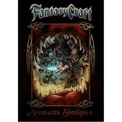 Fantasy Craft - Aventures Héroïques (jeu de rôle 7e Cercle en VF) 001