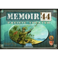 Memoir'44 - Pacific Theater (jeu de stratégie Days of Wonder VF & VO)