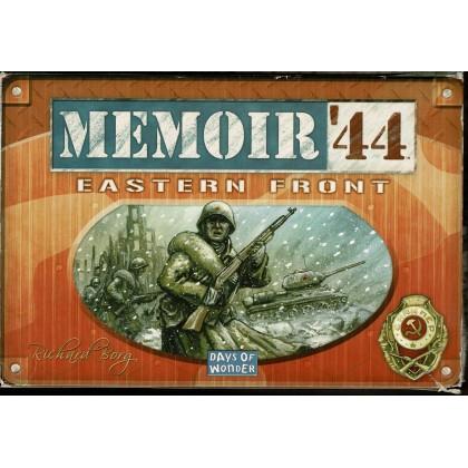 Memoir'44 - Eastern Front (jeu de stratégie Days of Wonder VF & VO) 001