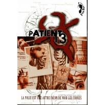 Patient 13 - Livre de base (jdr éditions John Doe en VF)